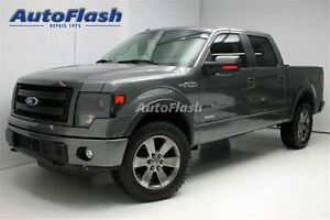 2013 Ford F-150 FX4 3.5L Ecoboost * Navigation * Caméra *Toit/Ro