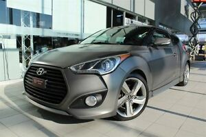 2013 Hyundai Veloster TECH PACK + GPS LEATHER + SUNROOF + REAR C