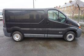 Renault Trafic 2006 BLACK £2300 + VAT