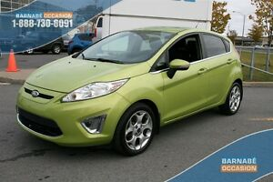 2012 Ford Fiesta SES TOIT OUVRANT