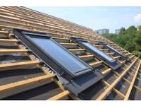 Roofing and guttering and all general building