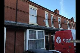 3 bedroom house in Hartington Street, Manchester, M14 (3 bed)