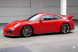2014 Porsche 911 GT3 - Warranty Until OCT 2018