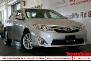 2014 Toyota Camry SINGLE OWNER XLE NAVIGATION LINDSPOT MONITOR