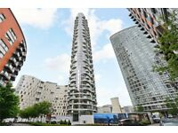 Luxurious 1 Bedroom Apartment Located On The 34th Floor Walking Distance To Blackwall (DLR) Station.