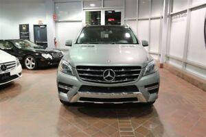 2014 Mercedes-Benz M-Class ML350BT 4MATIC, toit pano, navi, camé