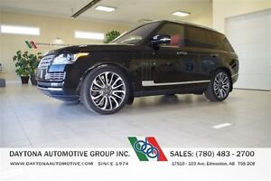 2016 Land Rover Range Rover 5.0L V8 SUPERCHARGED AUTOBIOGRAPHY