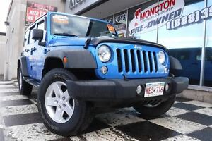 2015 Jeep WRANGLER UNLIMITED Sport | 4x4 | Fog Lights |