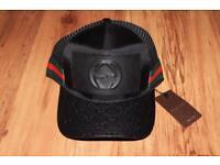 New original monochrome Gucci cap