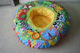 Baby inflatable play nest.