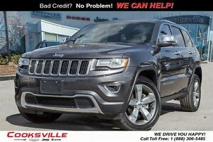 2016 Jeep Grand Cherokee Limited, PANO ROOF, LUXURY GROUP 2