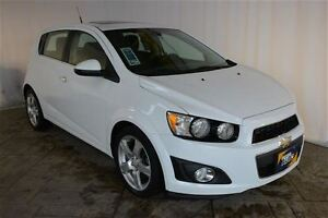 2012 Chevrolet Sonic LT HATCHBACK, POWER SUNROOF, ALLOY RIMS