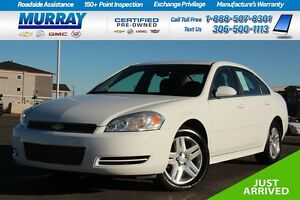 2013 Chevrolet Impala *FINANCING AS LOW AS 0.9%* Moose Jaw Regina Area image 1