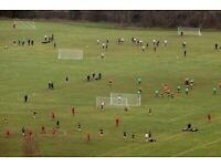 WANTED - Camden Sunday league football All players - Sunday Hackney Marshes 10.30