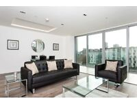 LUXURY 2 BED CASHMERE/SATIN GOODMANS FIELD E1 ALDGATE EAST CITY TOWER HILL BRIDGE LIVERPOOL STREET