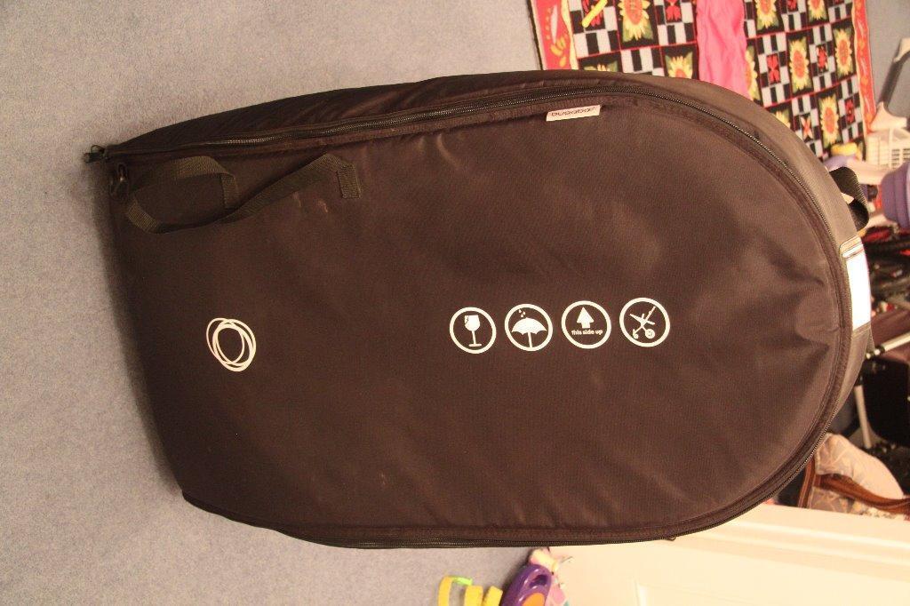 bugaboo wheeled transport bag for cameleon gecko and frog great for air travel in. Black Bedroom Furniture Sets. Home Design Ideas