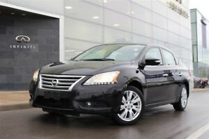 2014 Nissan Sentra 1.8 SL 1.8 SL|NAVI|ROOF|CAMERA|LEATHER|BOSE