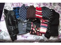 Ladies clothing bundle size small/6/8