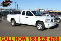 2010 Dodge Dakota SXT 4x4 V6 Ext Cab 6.5 Box