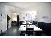 FIXED DESKS AVAILABLE in creative studio| Whitechapel (E1) *VAT Included