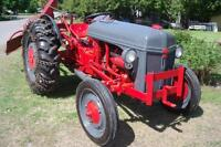Ford tractor N2