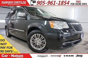 2011 Chrysler Town & Country LIMITED  NAV  PWR 3RD ROW STOW N GO