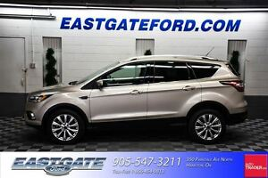 2017 Ford Escape Titanium Executive Unit