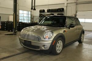 2008 MINI Cooper Base + LEATHER  PANORAMIC ROOF + ELECTRIC GRP