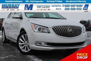 2016 Buick LaCrosse CXL*PST PAID *LEATHER SEATS*BACKUP CAMERA*RE