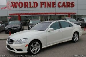 2012 Mercedes-Benz S-Class S350 BlueTEC 4MATIC *AMG Sport Packag
