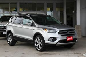 2017 Ford Escape Titanium 4WD All Luxuries Save almost $10000 Fr