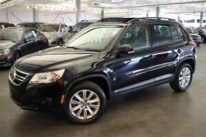 2011 Volkswagen Tiguan COMFORTLINE 4D Utility 4Motion