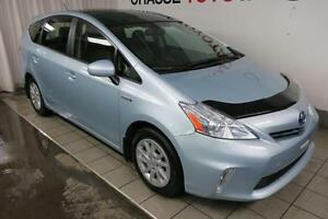 2012 Toyota Prius V Gr. Luxe Cuir+Toit
