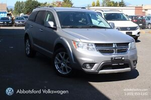 2015 Dodge Journey R/T AWD - 3rd Row Seating, Leather