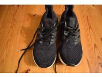 Adidas Ultra Boost Black Trainers Size 7/8