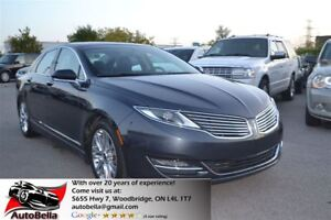 2013 Lincoln MKZ Navigation Camera No Accident