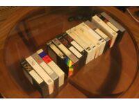 16 betamax tapes