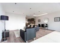2 Bed 2 Bath - Gym/Swimming Pool/ Sauna & Steam Room/Cinema - Satin House 15 Piazza Walk E1