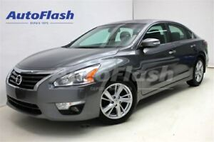 2015 Nissan Altima SL 2.5L *Camera * Cuir * Toit/Roof * Full *