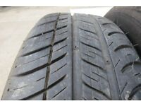 4 MICHELIN TYRES 3 WITH AROUND 6 MM TREAD THE OTHER IS LEGAL BOUGHT TYRES TO GO ON BMW 1 SERIES