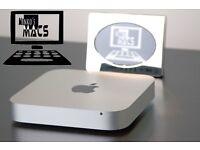 Apple Mac Mini 2.26Ghz 4gb 320GB Logic Pro X Reason Cubase Final Cut Pro X Microsoft Office 2016 
