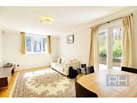 *** 2 BEDROOM GROUND FLOOR GARDEN FLAT AVAILABLE IN HIGHGATE, N6 - EXCELLENT CONDITION!!! ***