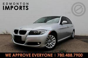 2009 BMW 323I   CERTIFIED   SUNROOF   ONLY 76 KMS