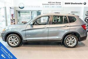 2013 BMW X3 Xdrive28i  GARANTIE COMPLETE BMW Québec City Québec image 1