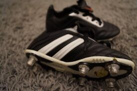 Child size 12 football boots