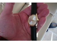 MENS OLD WATCH WORKING
