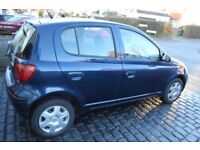 Toyota Yaris 1.0 with Only 38k Miles!!! 1 previous Owner from New