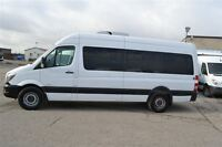 2014 Mercedes-Benz Sprinter 15 passenger ONLY 16K