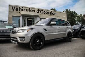 2017 Land Rover Range Rover Sport DIESEL Td6 HSE IMPECCABLE
