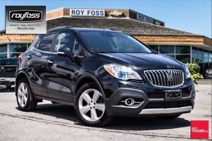 2015 Buick Encore Premium. NAVIGATION. BACKUP CAM. REMOTE START.